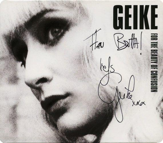Geike - For The Beauty Of Confusion