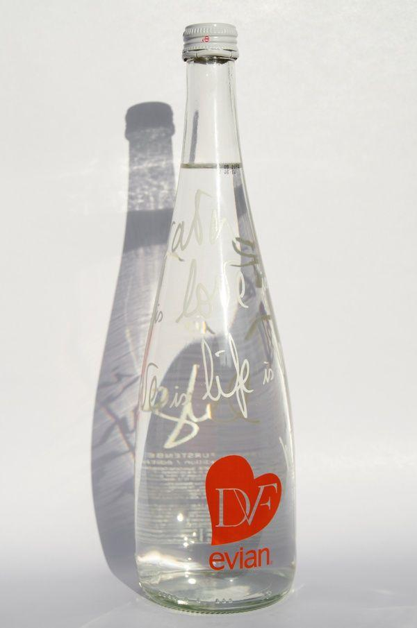 Evian by DvF 1