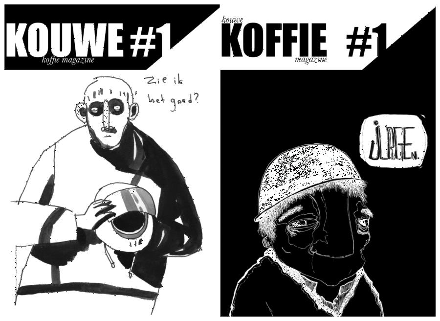 Covers Kouwe Koffie