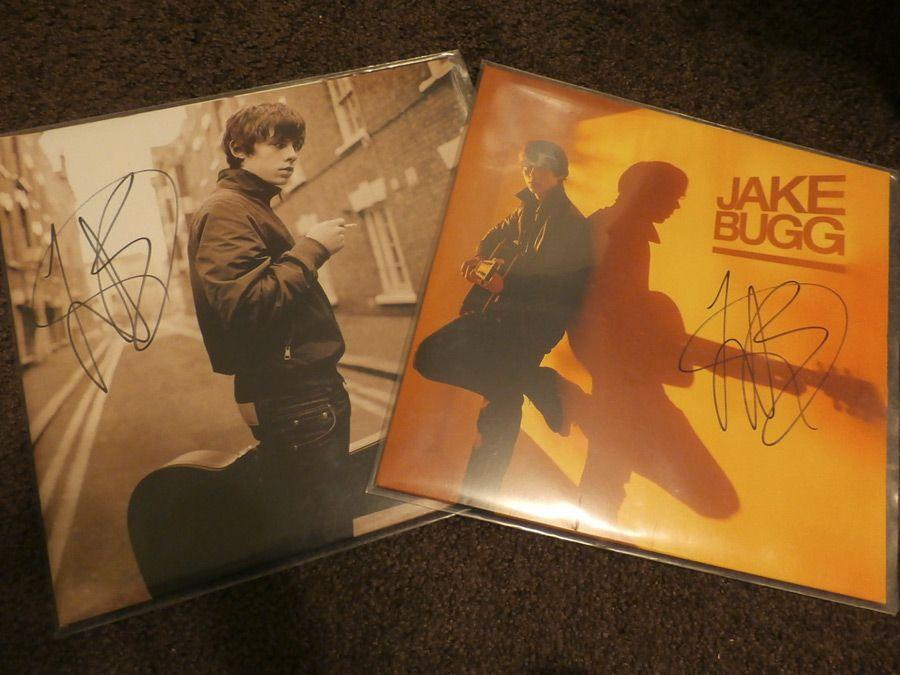 Jake Bugg Vinyls