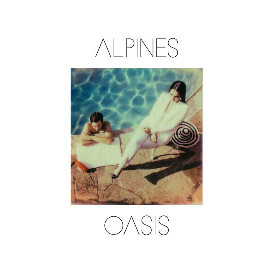 Alpines Oasis Album Artwork