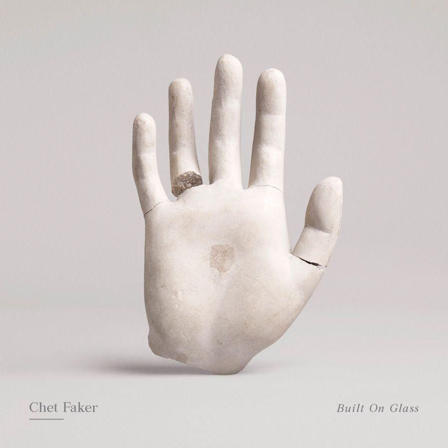Chet Faker - Built On Glass Artwork