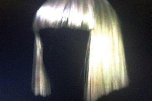 Sia 1000 Forms Of Fear Artwork
