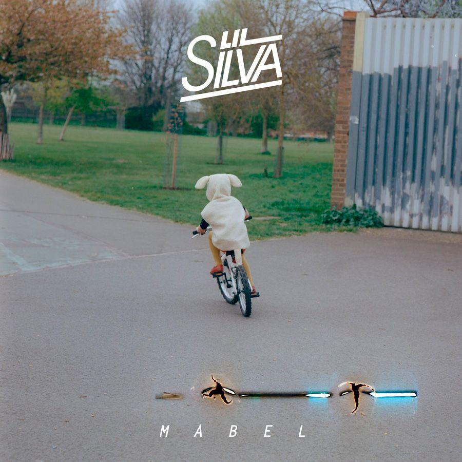 Lil Silva - Mabel EP Artwork