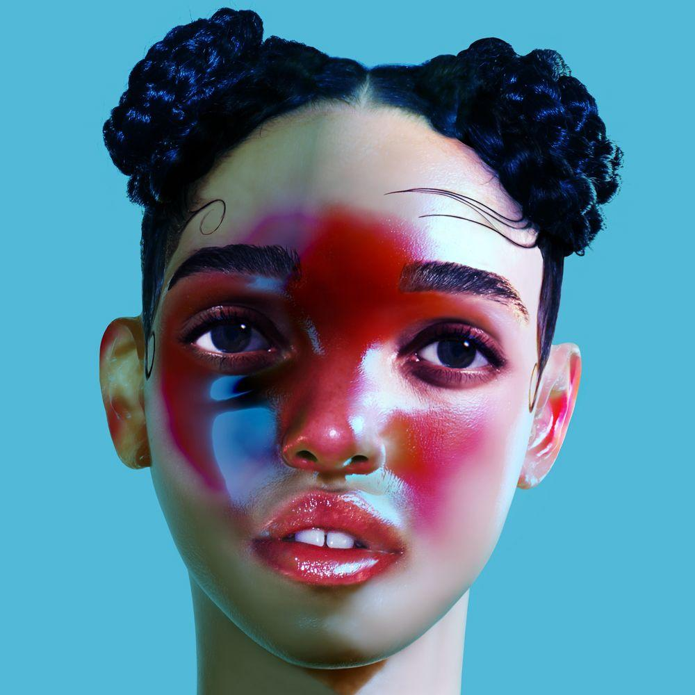 FKA Twigs LP1 Artwork