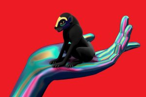 SBTRKT Wonder Where We Land Artwork