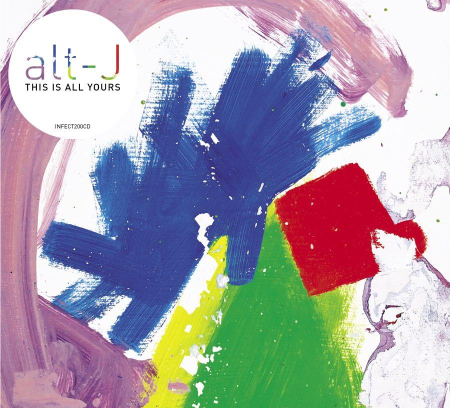 Alt-J This Is All Yours Artwork