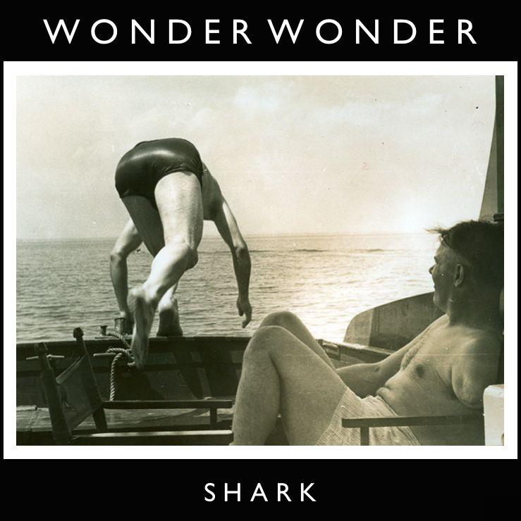 Oh Wonder - Shark Artwork