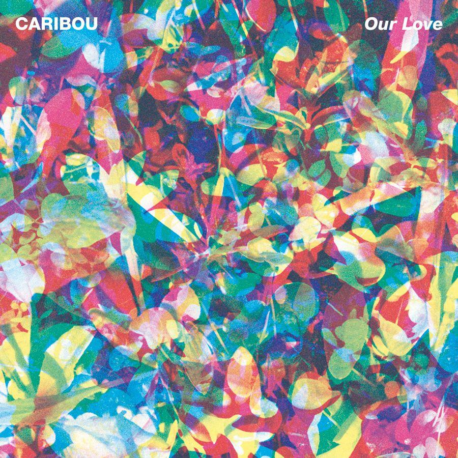 Caribou Our Love Artwork