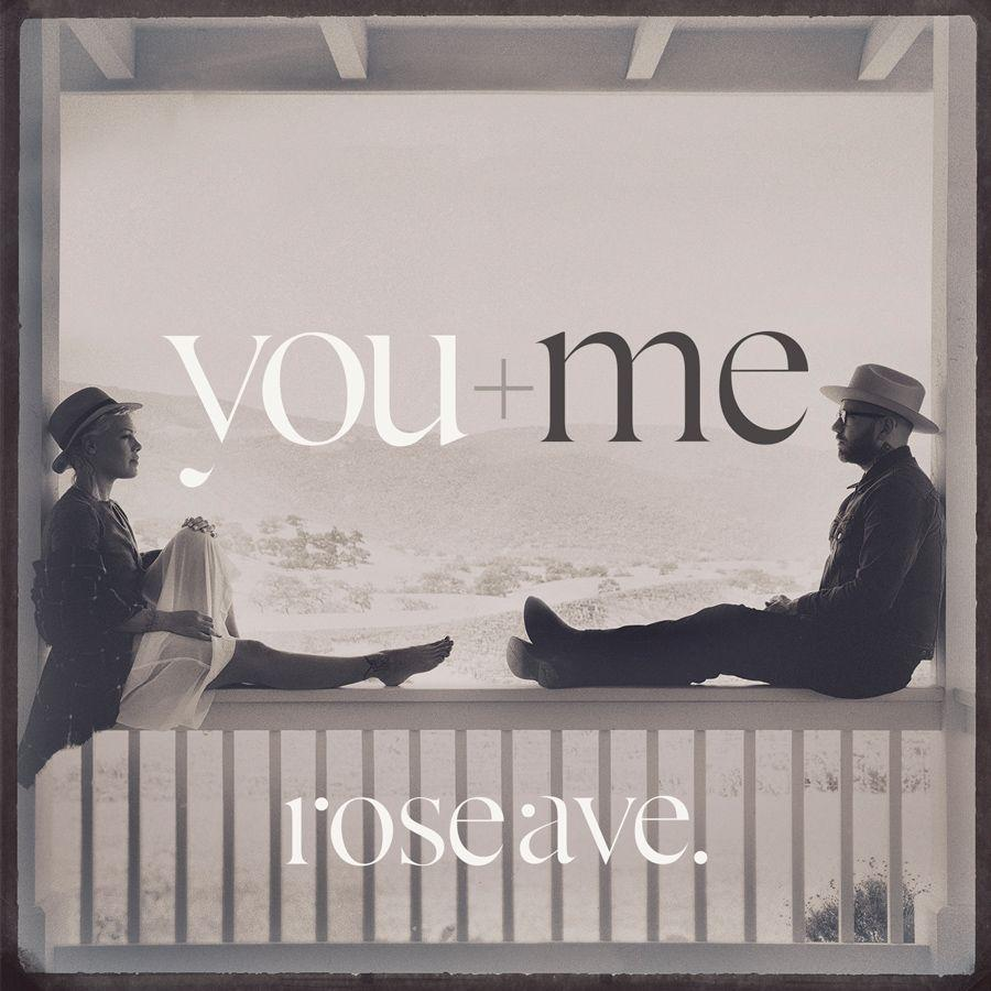 You+Me RoseAve Cover
