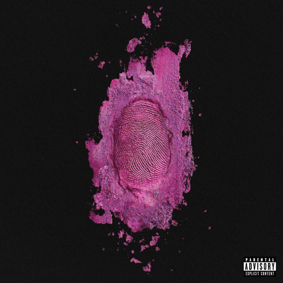 Nicki Minaj - The Pinkprint cover