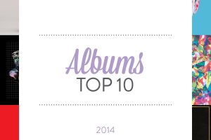 THV Album Top 10 2014
