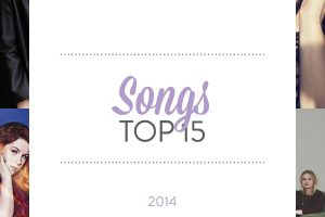 THV Songs Top 15 2014