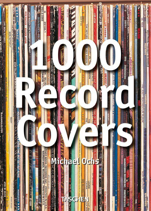 TASCHEN - 1000 Record Covers