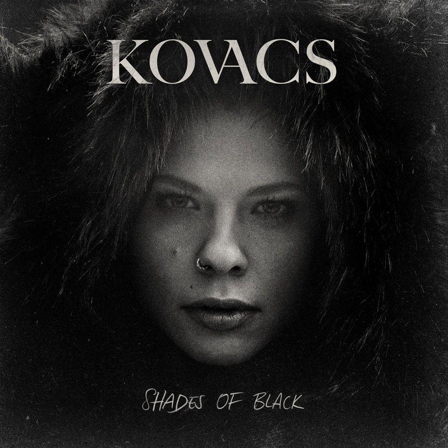 Kovacs Shades of Black Artwork