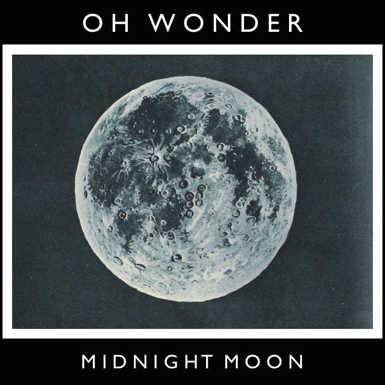 Oh Wonder Midnight Moon Artwork