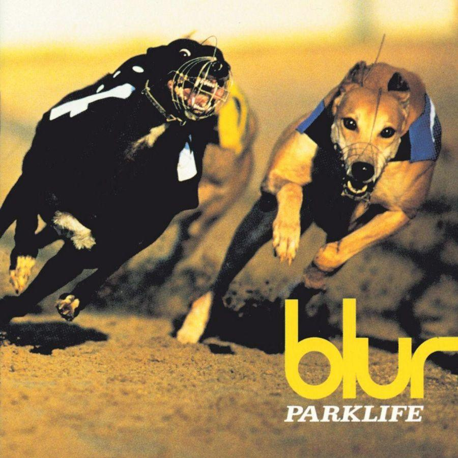 Blur - Parklife Artwork