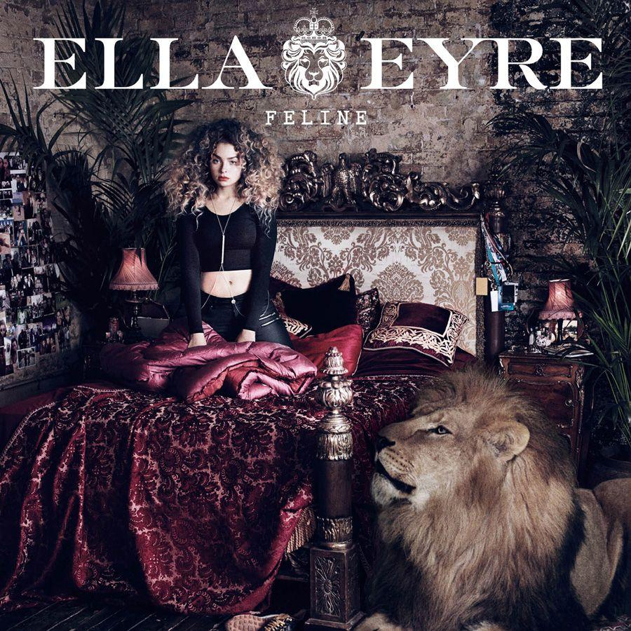 Ella Eyre - Feline artwork