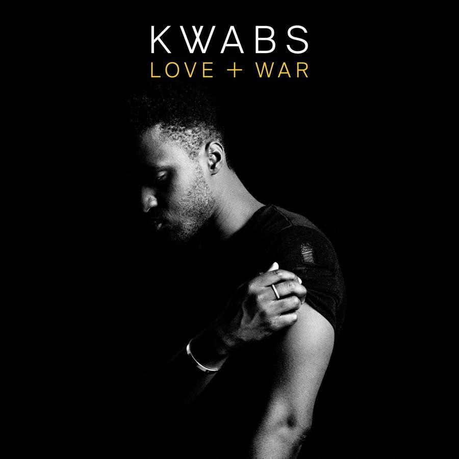 Kwabs Love + War artwork