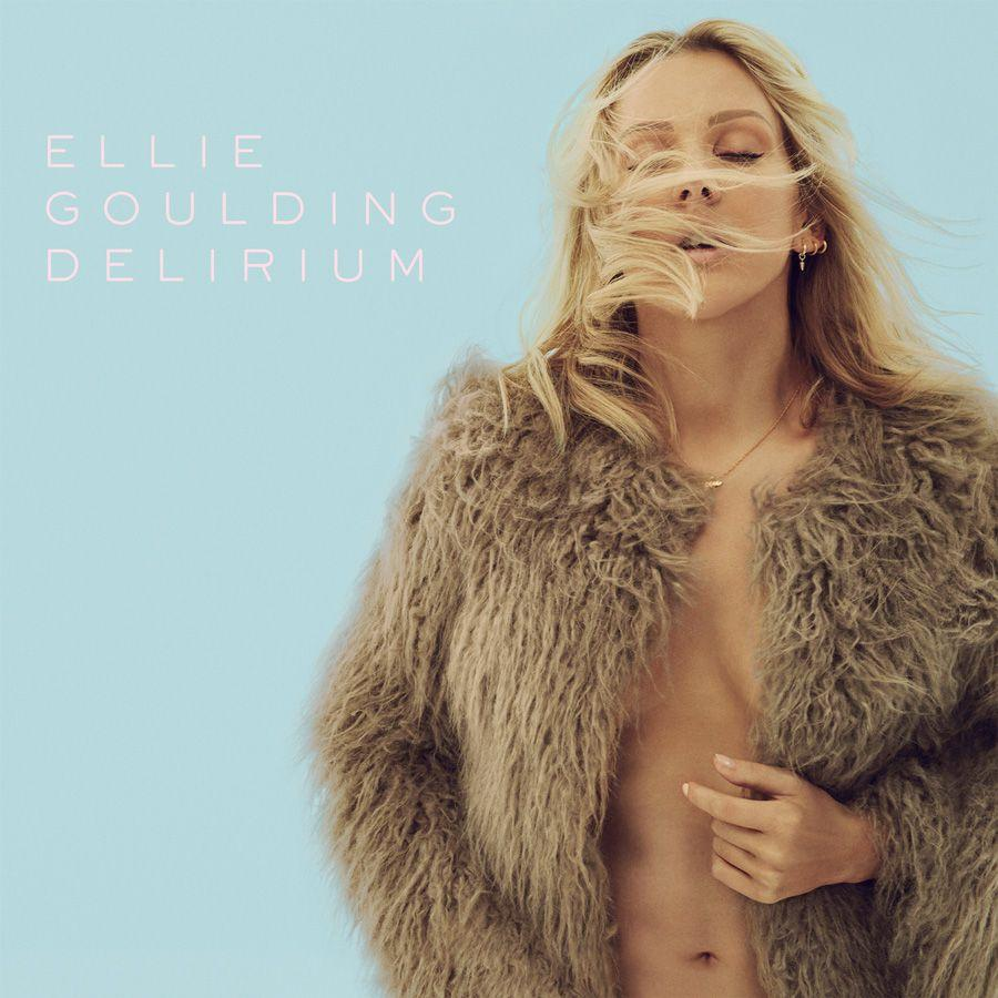 Ellie Goulding - Delirium artwork