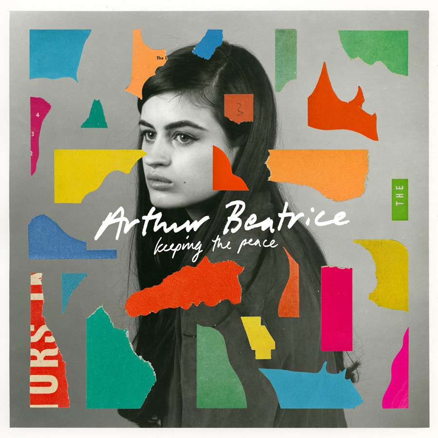 Arthur Beatrice - Keeping The Peace artwork
