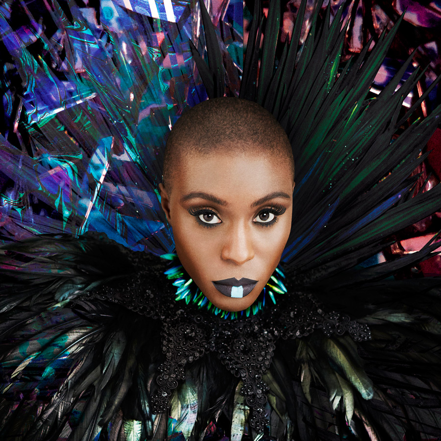 Laura Mvula - The Dreaming Room artwork