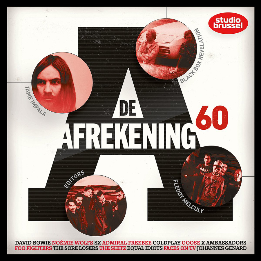 De Afrekening 60 artwork