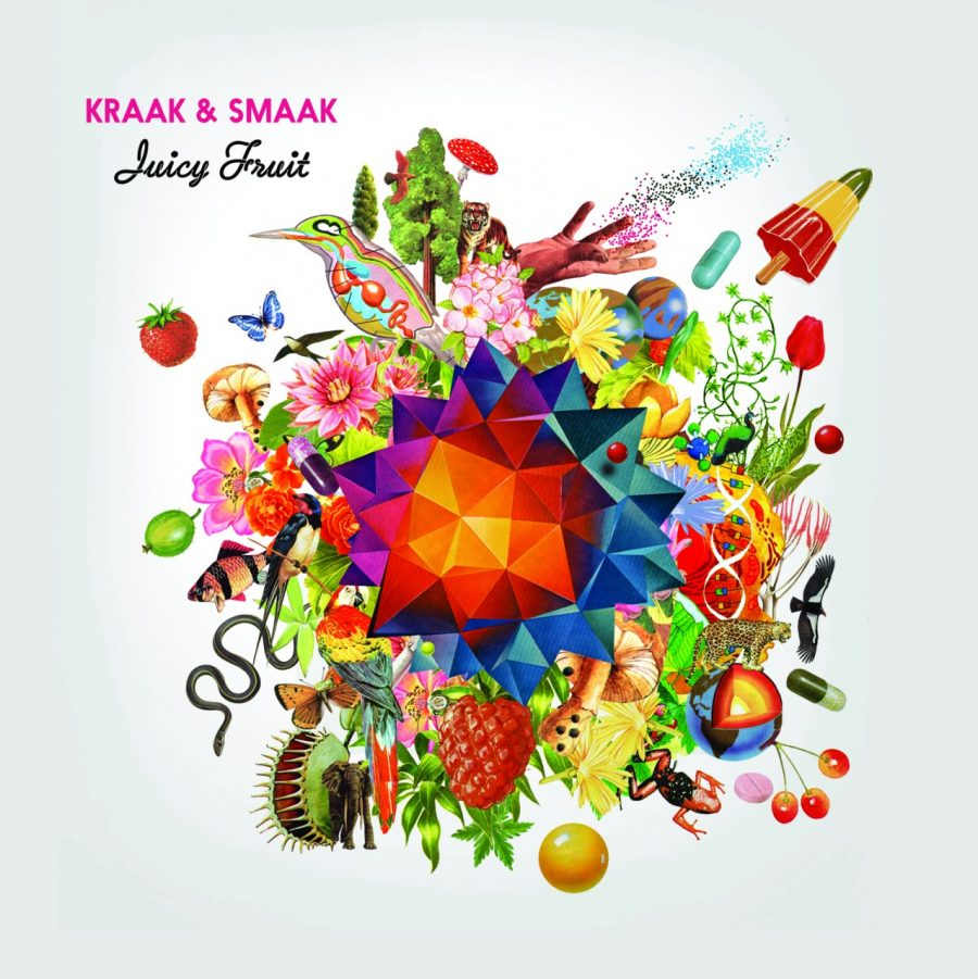 Kraak & Smaak - Juicy Fruit artwork