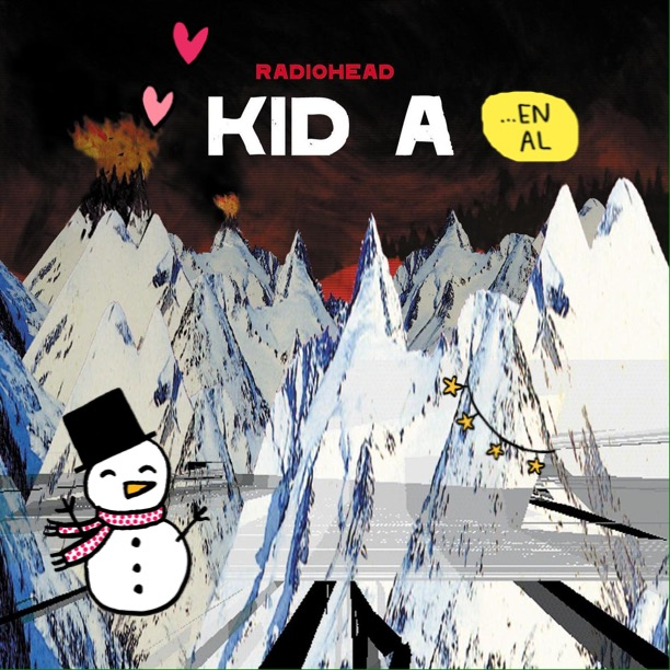 Radiohead - Kid A Hey Hey Apps