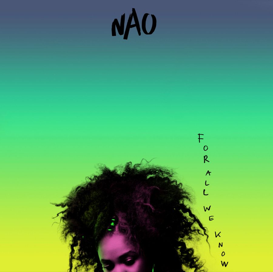 NAO - For All We Know artwork