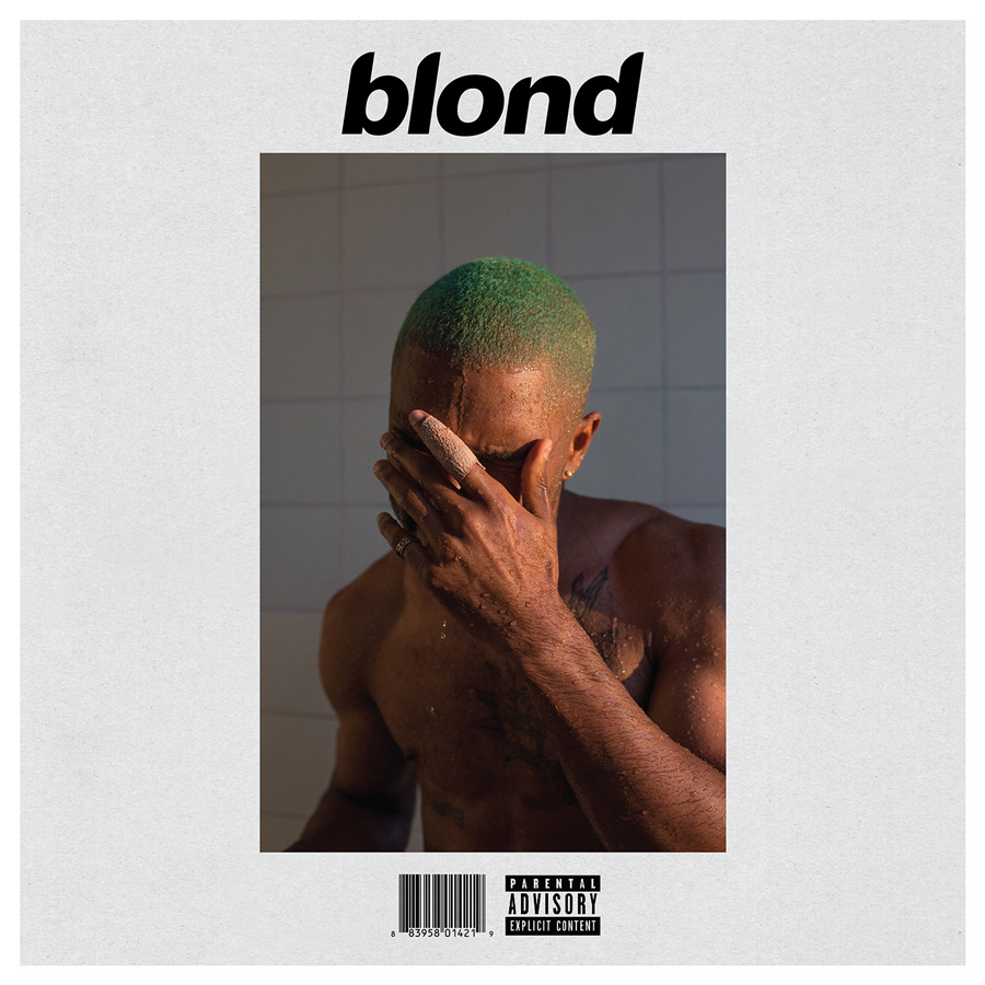 Frank Ocean - Blond artwork