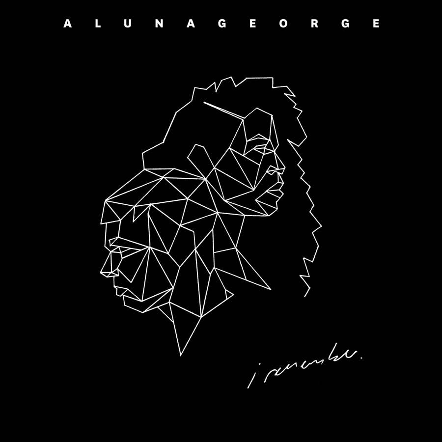 AlunaGeorge - I Remember artwork
