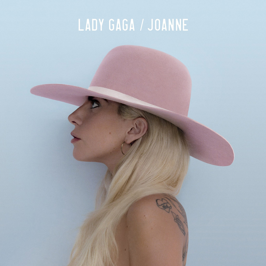 Lady Gaga - Joanne artwork
