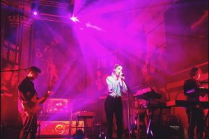 London Grammar Showcase