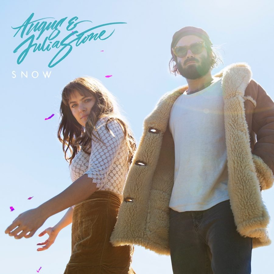 Angus & Julia Stone - Snow artwork